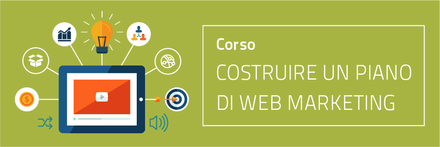 corso web marketing | piano di marketing