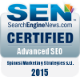 certificazione seo | marketing