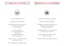 Annual Report 2014 | Antincendio Bosica | Spinosi Marketing Strategies