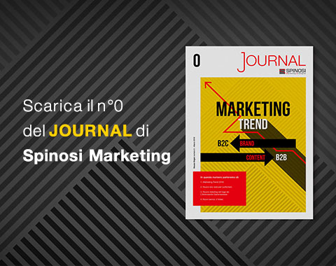 Il nuovo Journal di Spinosi Marketing