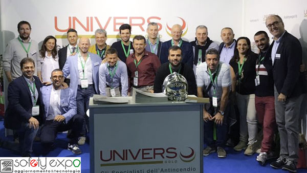 Safety Expo | Universo Gold