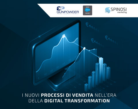 Webinar Processi di vendita | Digital Transformation